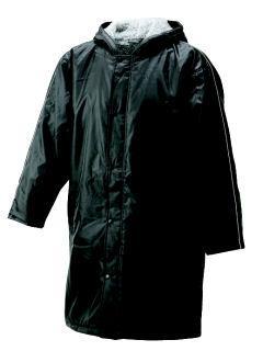 ベンチコート ブラック フリー K1513