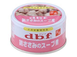 デビフ 鶏ささみのスープ煮 85g