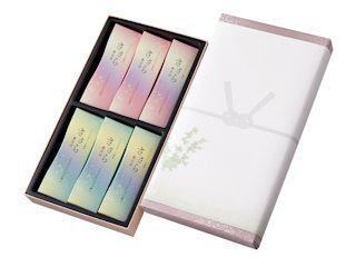 日本香堂 ささら 進物 6箱入 包装品