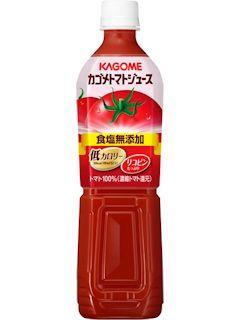 カゴメ トマトジュース 無塩スマートPET 720ml