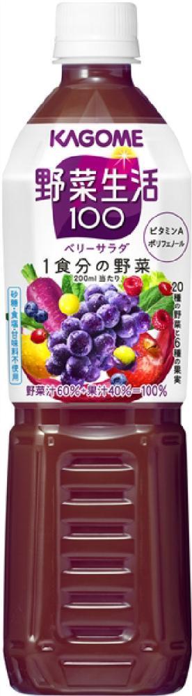 カゴメ 野菜生活 エナジールーツ スマートPET 720ml