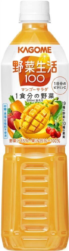 カゴメ 野菜生活 フルーティーサラダ スマートPET 720ml
