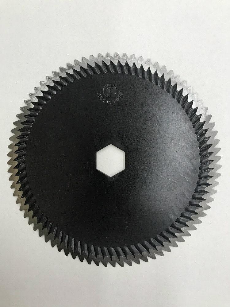 ストローカッター 130×17 1.6 斜目