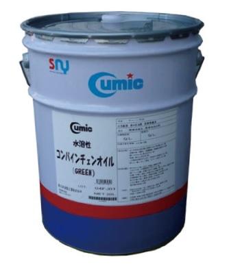 水溶性コンバイン チェンオイル 20L