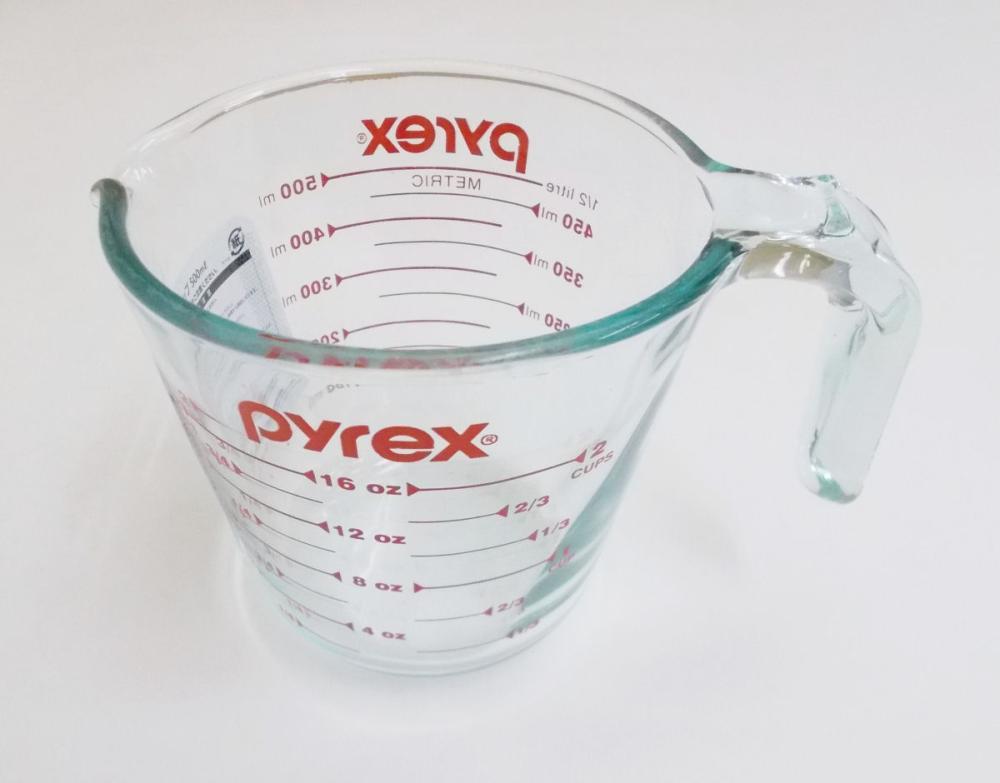 PYREX メジャーカップ 500ml