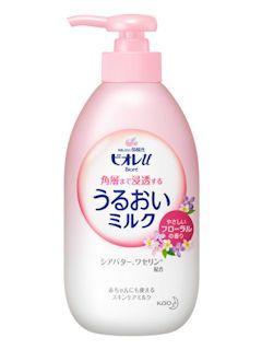 花王 ビオレU角層まで浸透するうるおいミルク フローラルの香り 300ml