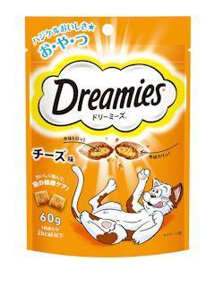 マースジャパン ドリーミーズ チーズ味 60g