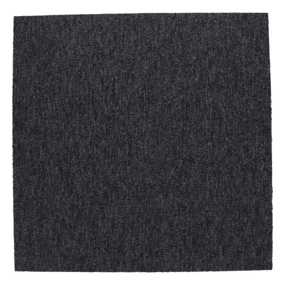 タイルカーペット ブラック AL1502
