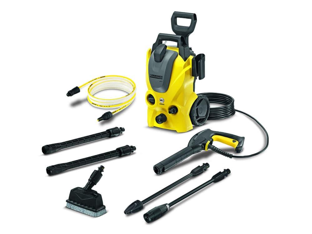 <コメリドットコム> ケルヒャー 高圧洗浄機 K3 サイレント ベランダ 60HZ <工具>