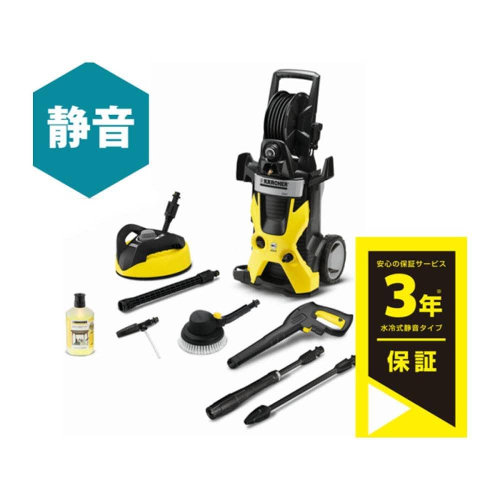 <コメリドットコム> ケルヒャー 高圧洗浄機 K5 サイレント カー&ホーム 50HZ <工具>