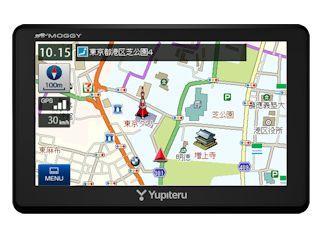 <コメリドットコム> ユピテル ポータブルナビ YPL521 <自動車用品 カーナビ・テレビ>