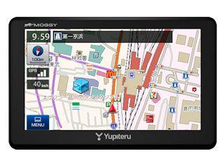 <コメリドットコム> ユピテル ポータブルナビ YPB551 <自動車用品 カーナビ・テレビ>