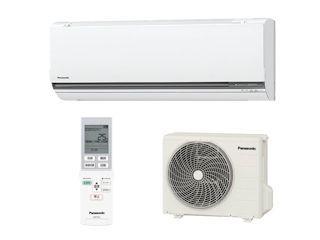<コメリドットコム> パナソニック GXシリーズ冷暖エアコン ホワイト 8畳用 CS GX255C W <空調系 エアコン>