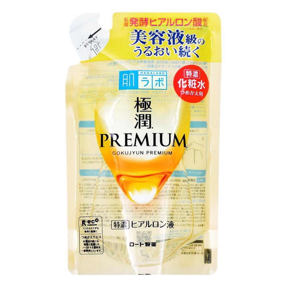 肌研 極潤 プレミアムヒアルロン液 詰替 170ml