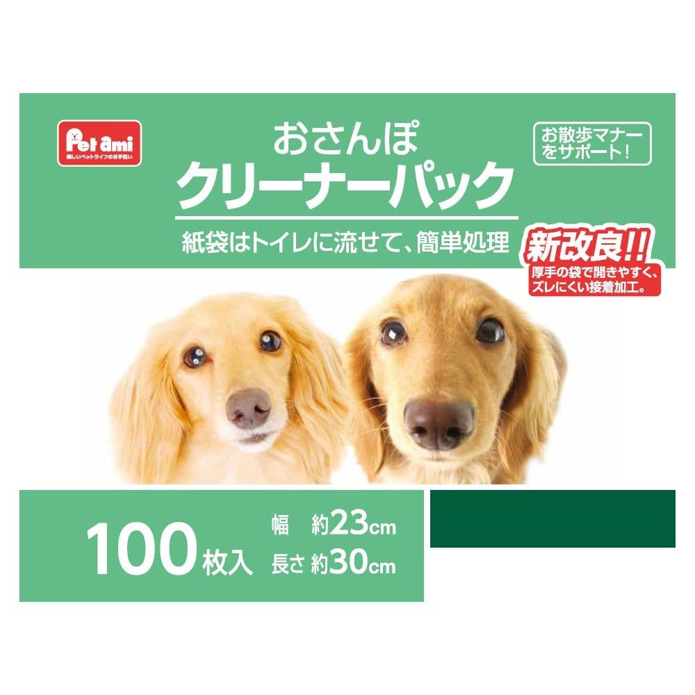Petami お散歩クリーナーパック 100枚入り