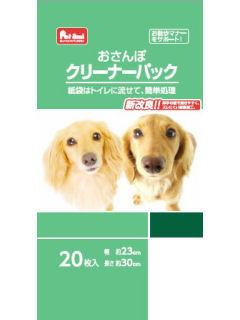 Petami お散歩クリーナーパック 20枚入