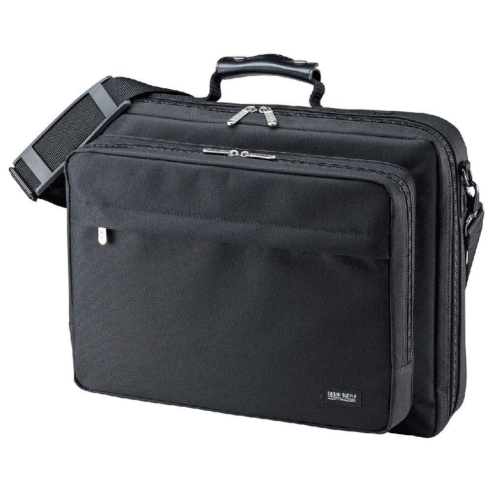 サンワ PCキャリングバッグ ブラック BAG-U54BK2