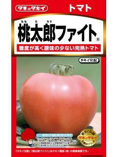 トマト 桃太郎ファイト