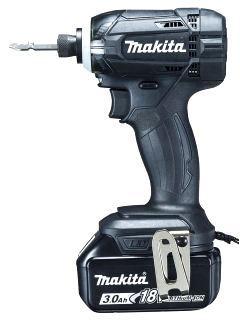 マキタ 18V充電式インパクトドライバ 黒 TD149DRFXB