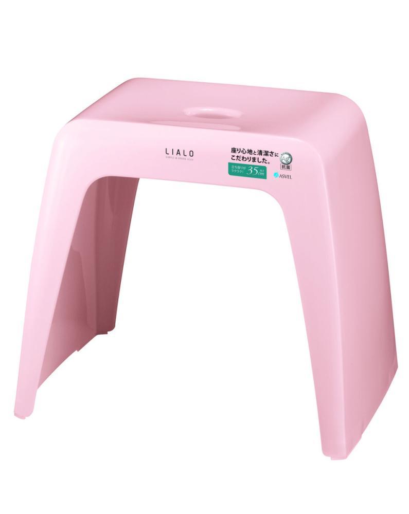 リアロ 風呂椅子35 ピンク