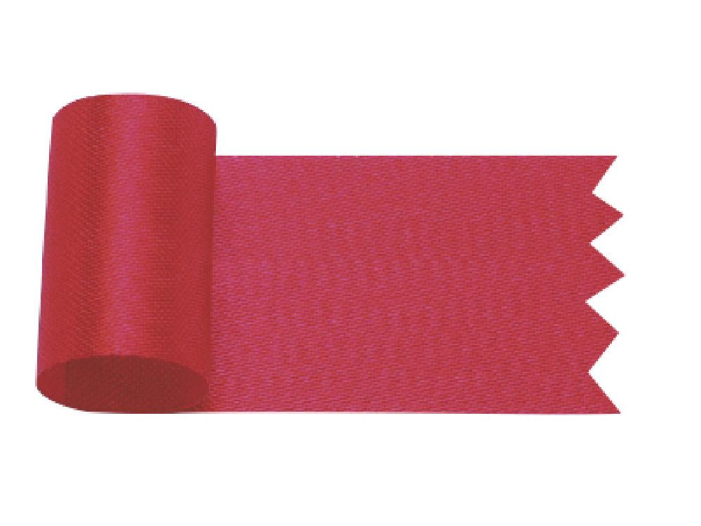 ササガワ リボン グレース 赤 18mm 50-7423