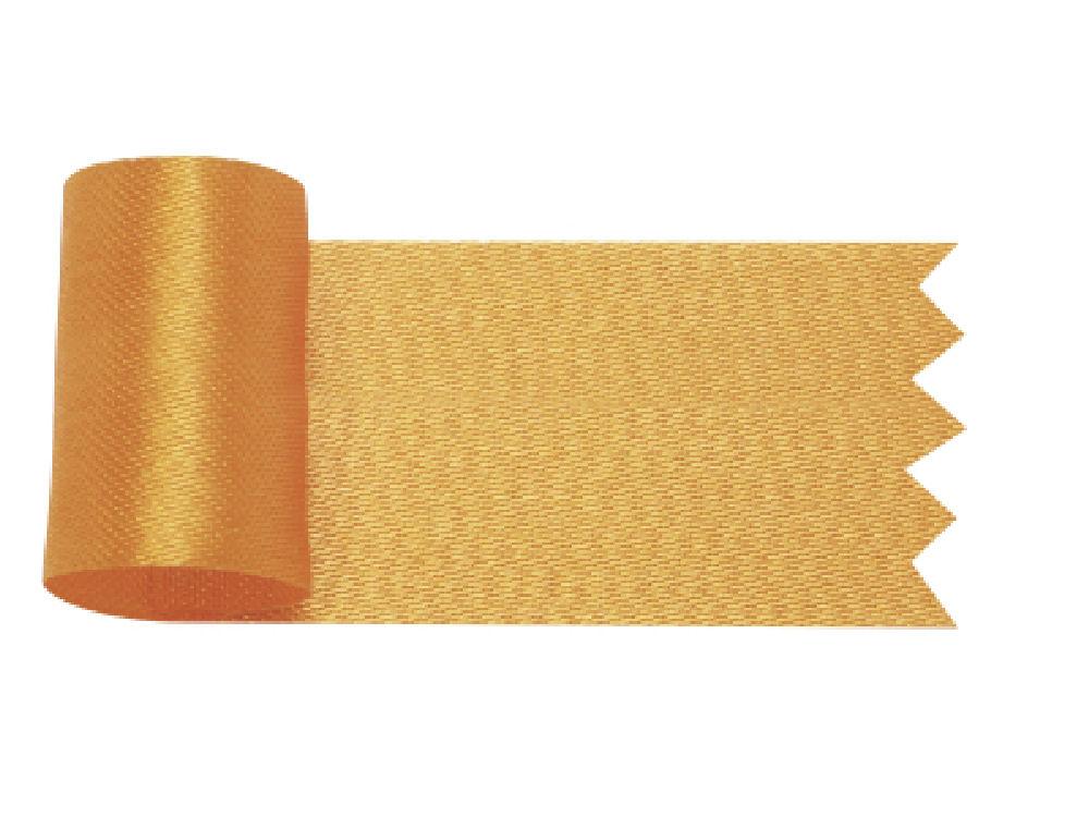 ササガワ リボン グレース 橙 18mm 50-7425