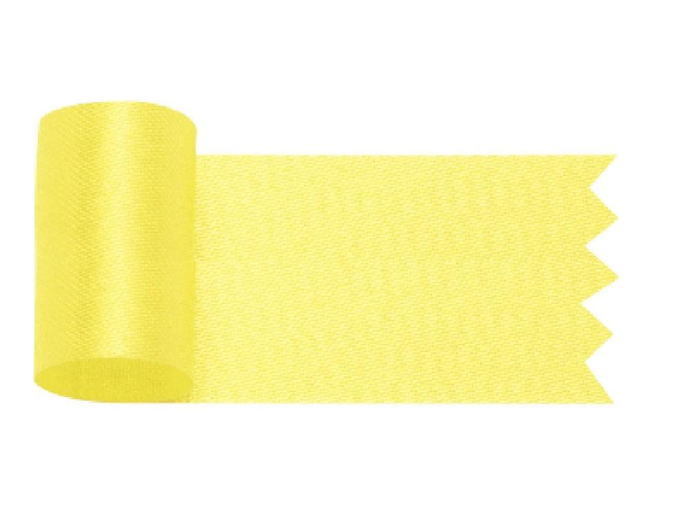 ササガワ リボン グレース 黄 18mm 50-7426