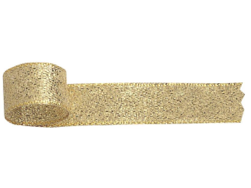 ササガワ リボン グランドメタル 金 12 50-7300