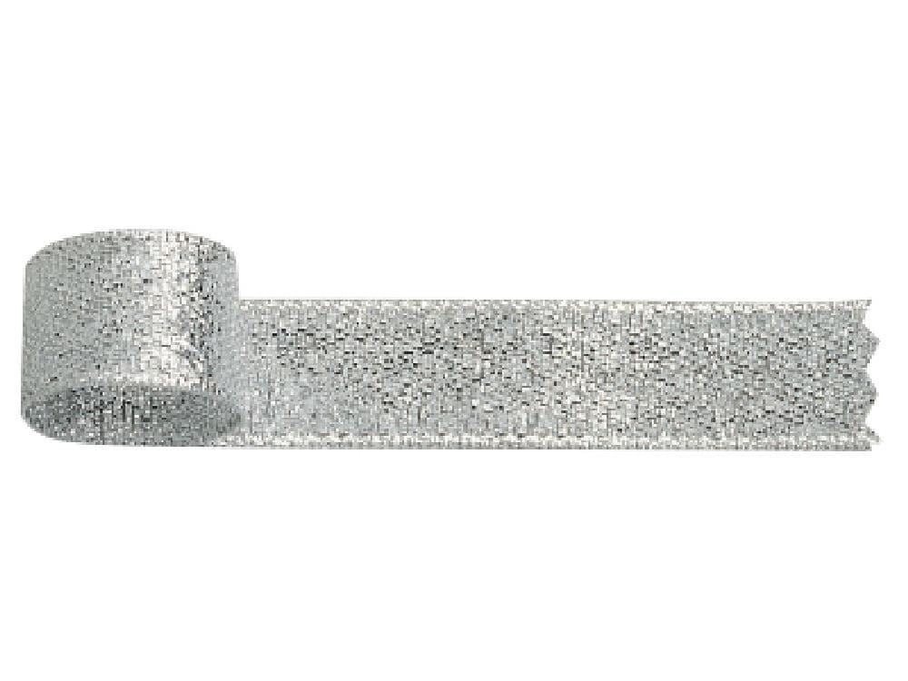 ササガワ リボン グランドメタル 銀 12 50-7301