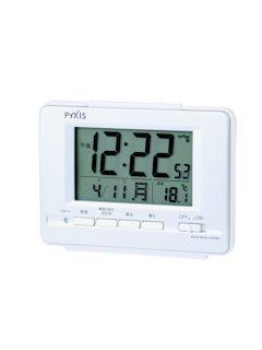 セイコー 電波目覚し時計 NR535W