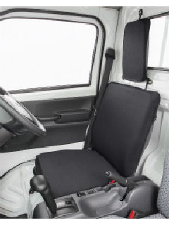ボンフォーム ウォーターストップ 軽トラック2014フロント1BK