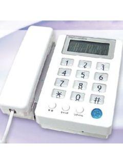 カシムラ 液晶付きシンプルフォン SS-08