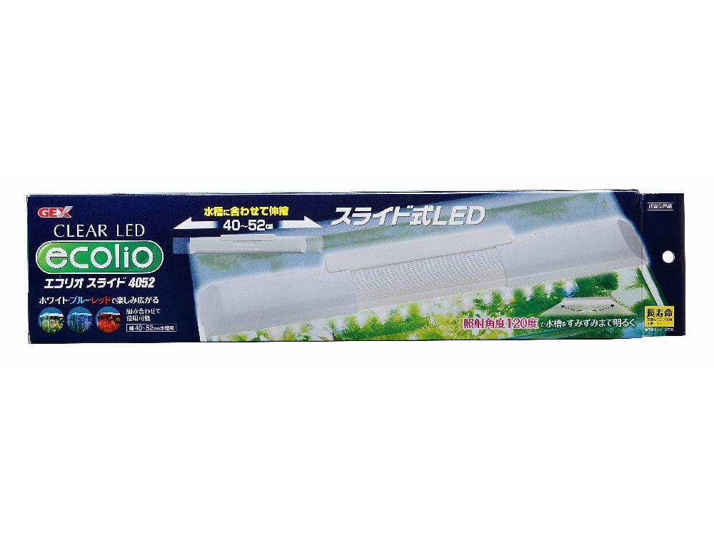 GEX クリアLED エコリオ スライド4052