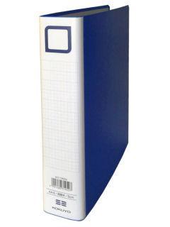コクヨ チューブファイル両開き A4S S2フ8650B