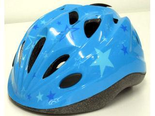 キッズヘルメット スター ブルー 46402