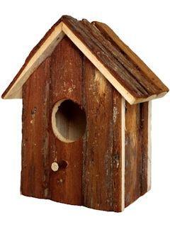 ナチュラルペットフーズ 野鳥用巣箱 N101