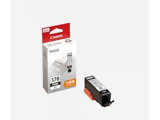 キヤノン インク ブラック BCI-370XLPGBK