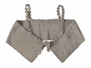 かぎ針で編むキャミソール 2 作成セット