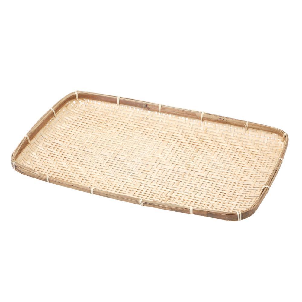 平型竹ざる 角 各種