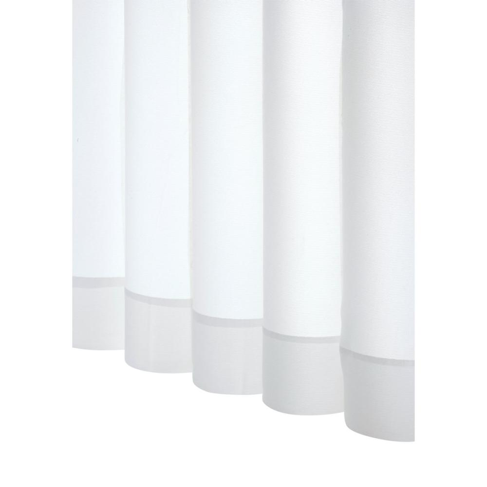 アテーナライフ 遮像レースカーテン ブレス ホワイト 幅100cm 2枚組 各サイズ