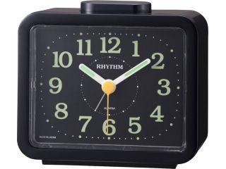 コメリセレクト 目覚し時計 4RA859 日本製