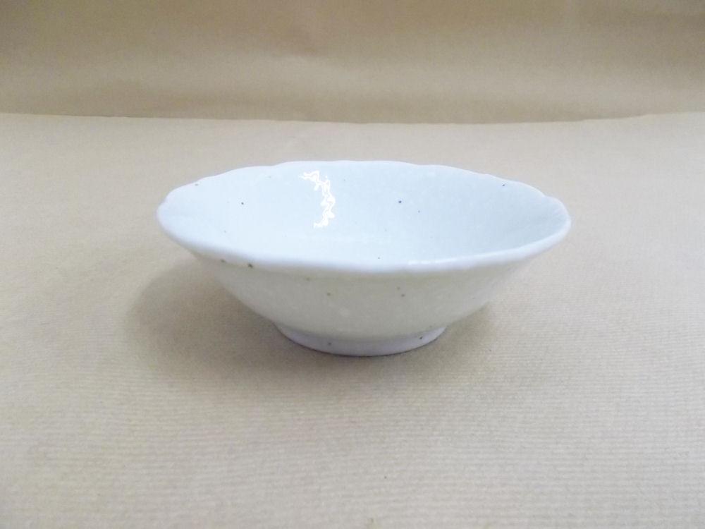 粉引 浅鉢 10.5cm 美濃焼