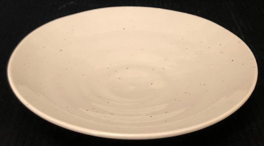 軽量皿 粉引 16.5cm 美濃焼
