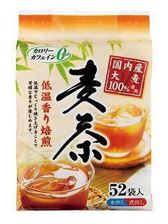 低温香り焙煎 国内産麦茶 52袋入
