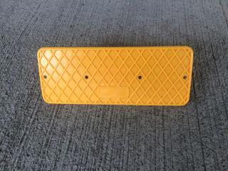 側溝ダートカバー 黄