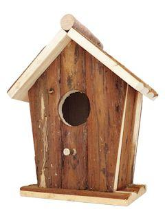NPF 野鳥用巣箱 N102