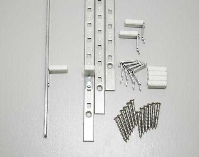 棚柱 SL-1635 12×3×1635mm
