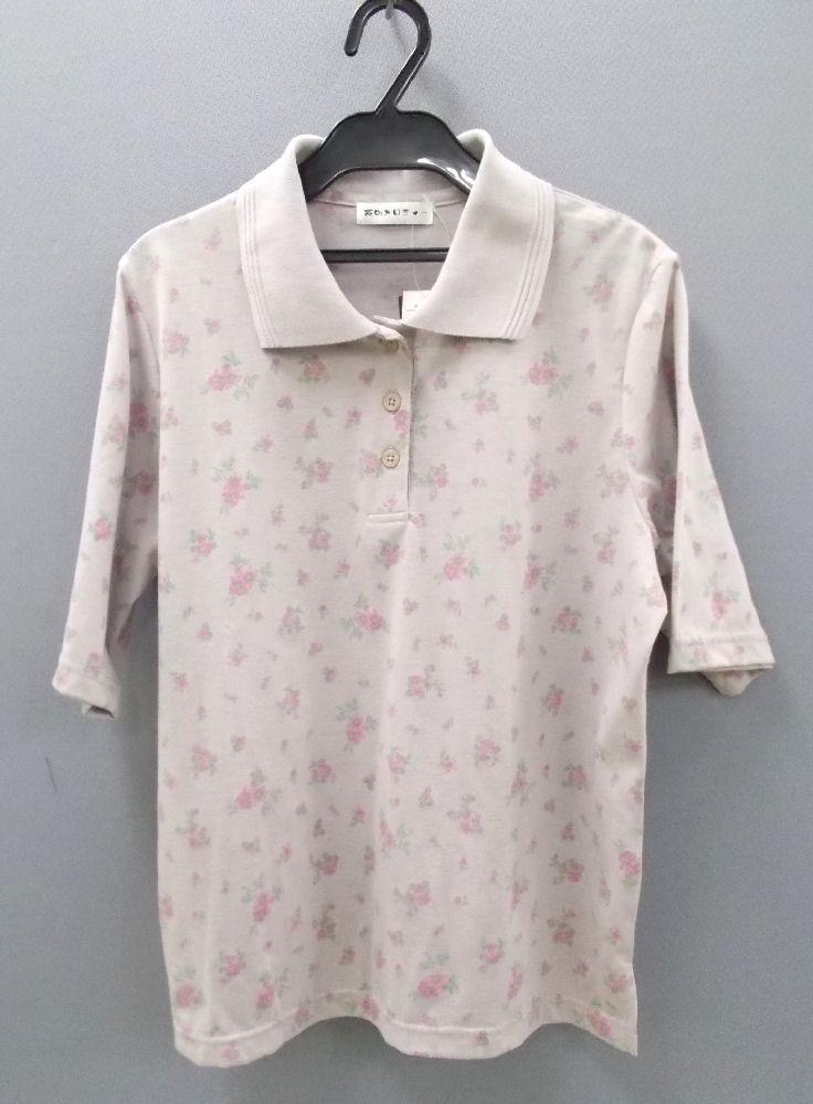婦人ポロシャツ