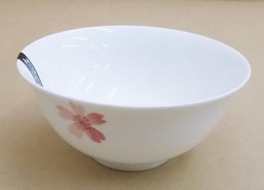 桜 ボーンチャイナ 茶碗