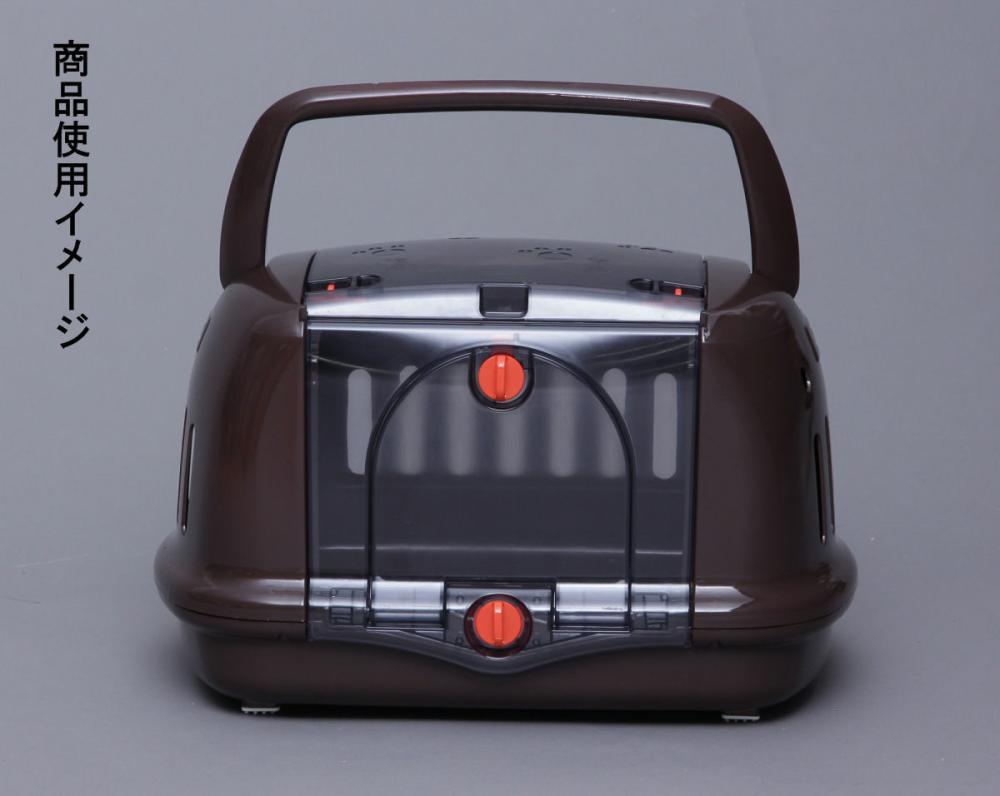 アイリス ペットハウス&キャリー P-HC480 ブラウン